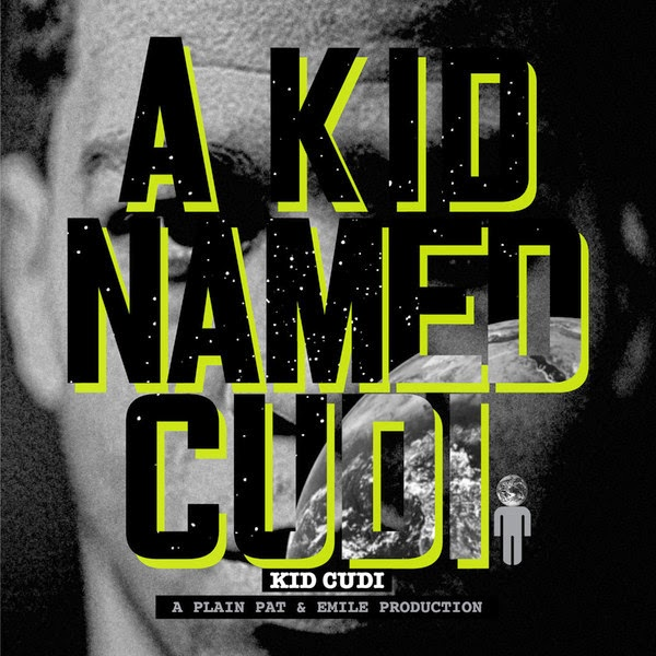 Kid Cudi - A Kid Named Cudi Cover