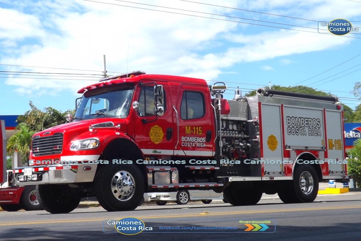 camiones costa rica camiones costa rica bomberos en m2. Black Bedroom Furniture Sets. Home Design Ideas