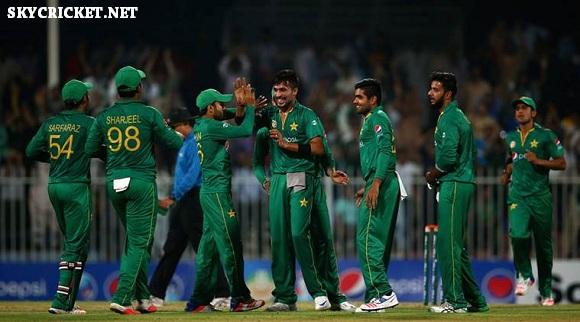 Pakistan beat West Indies in ODI Series 2016