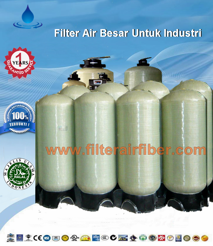 Distributor Filter Air Fiber Besar