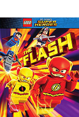 Lego DC Comics Super Heroes: The Flash (2018) DVDRip Latino AC3 2.0 / Español Castellano AC3 2.0