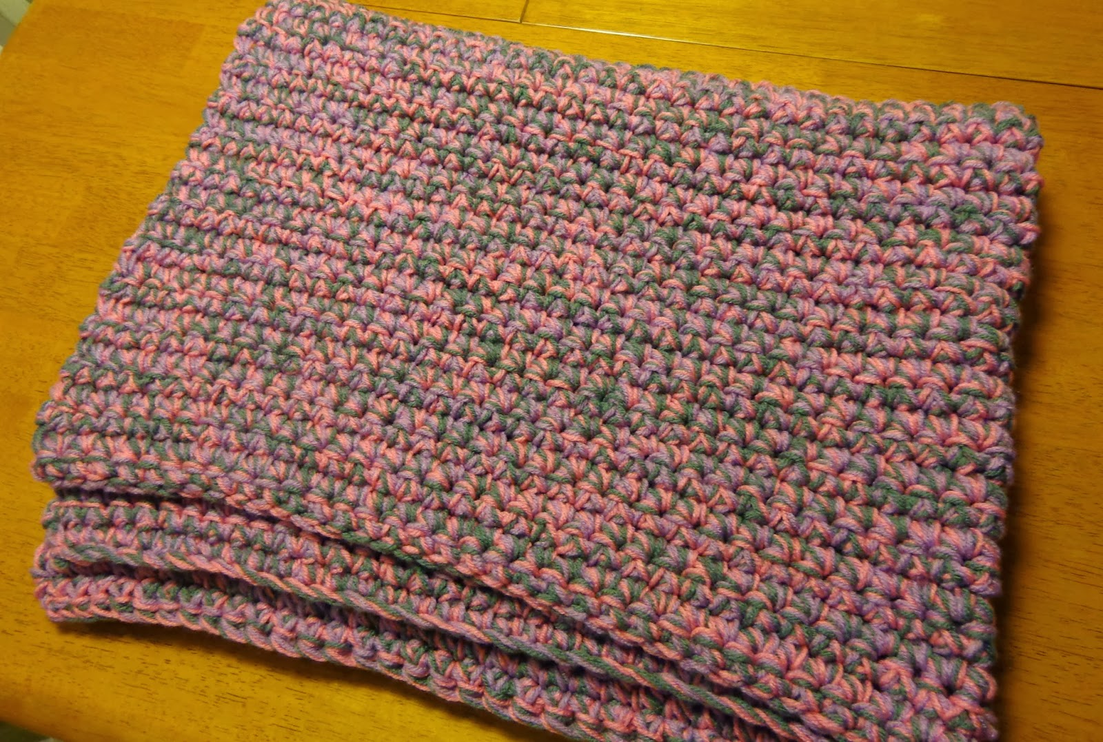 Hobby Hooker Thick Quick Baby Blanket