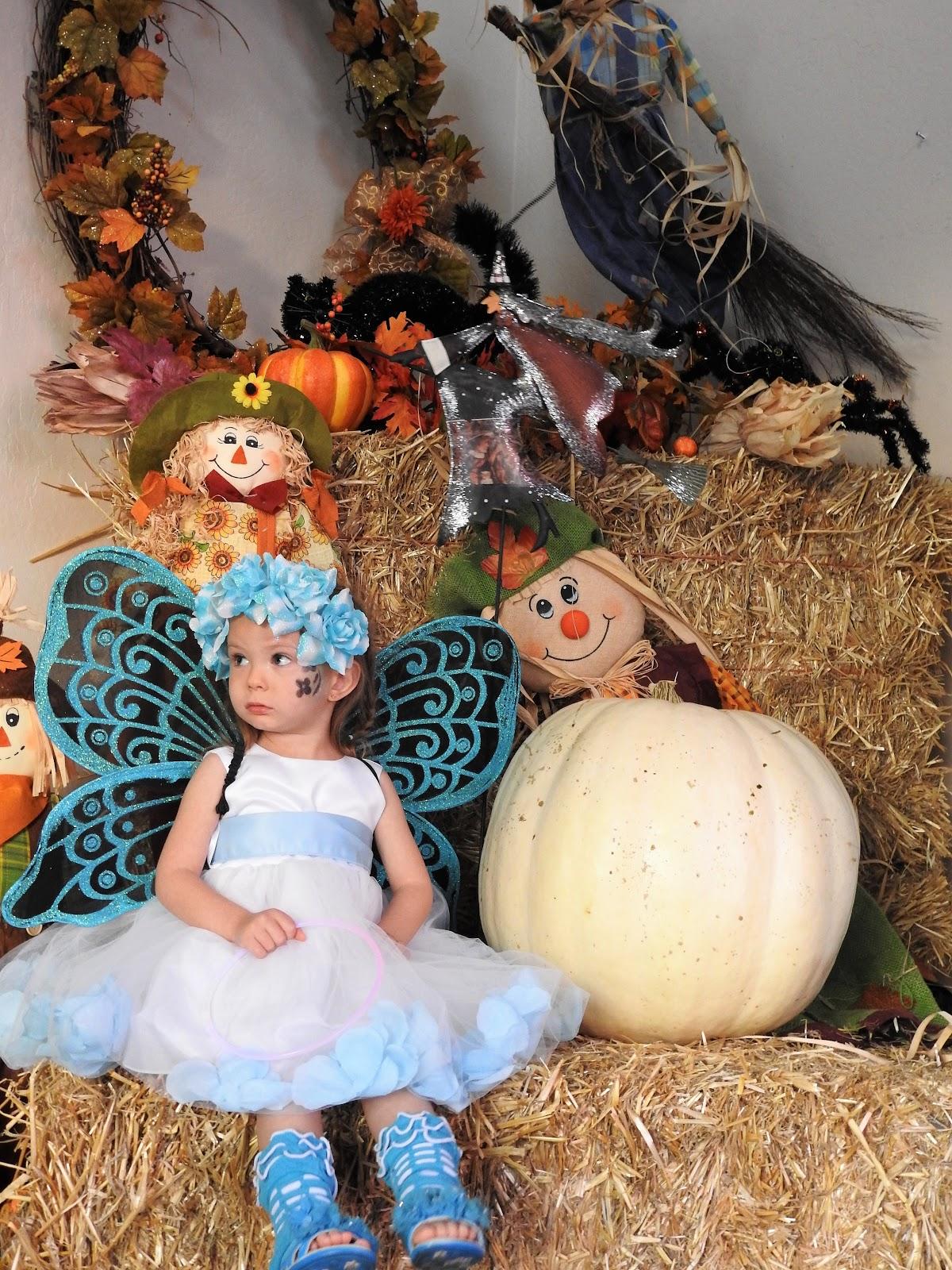 Halloween background decoration