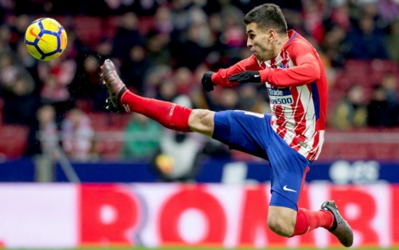Atletico Madrid were the only side in the top six to claim a victory, reducing the gap at the top to nine points