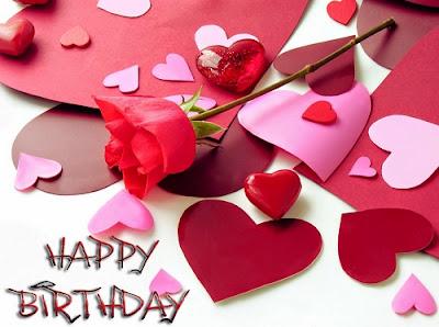 romantic happy birthday wishes
