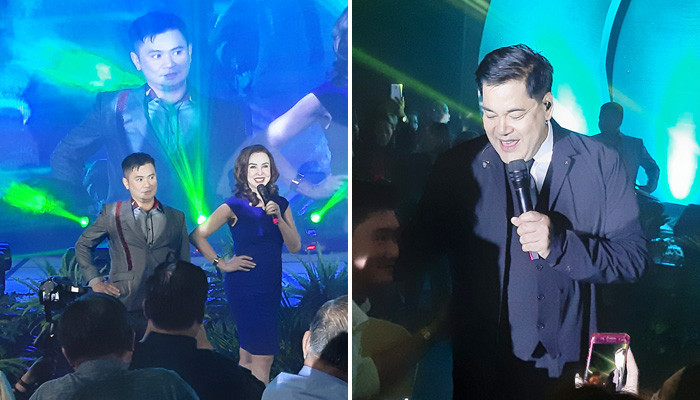 Cebu Landmasters launches Davao Global Township, Ogie Alcasid, Cory Quirino and Martin Nievera