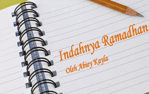 Materi Kultim Ramadhan 1437 H Tahun 2016 Tema Indahnya Ramadhan