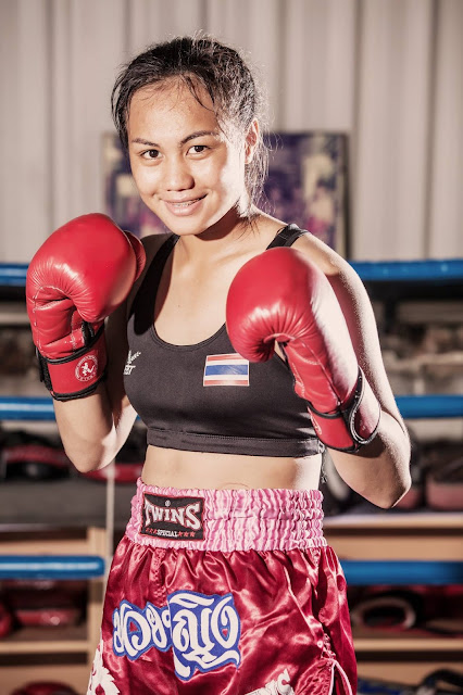 Muay thai Chomanee Thailand amateur Asian Beach Games Youth Sawsing sor