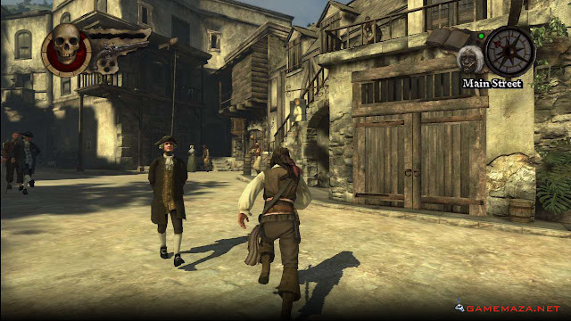Pirates of the Caribbean Gameplay Screenshot 1