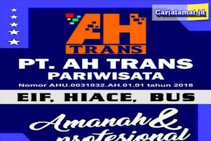 Share Info Alamat AH Trans Sewa Elf Jakarta Barat