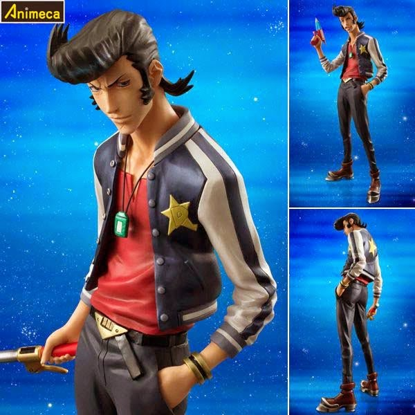 DANDY Excellent Model FIGURE Space Dandy MEGAHOUSE