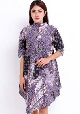 Koleksi model kemeja batik paling modis tahun ini