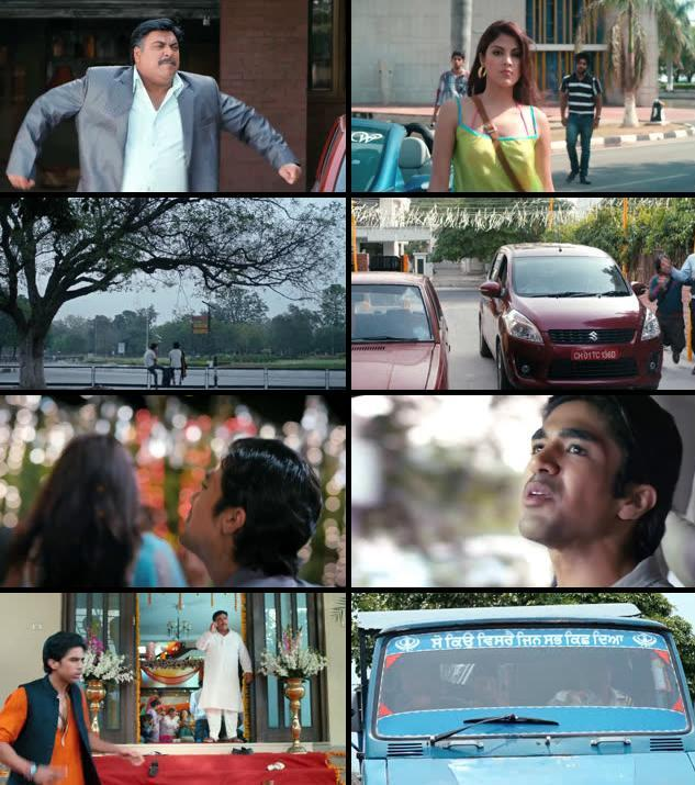 Mere Dad Ki Maruti 2013 Hindi 480p HDRip 300mb