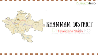 Khammam District New Revenue Divisions