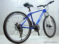 4 Sepeda Gunung FORWARD VICTORIA 21 Speed Shimano 26 Inci