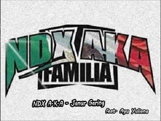 LIRIK LAGU JANUR GARING NDX ft AYU YULIANA