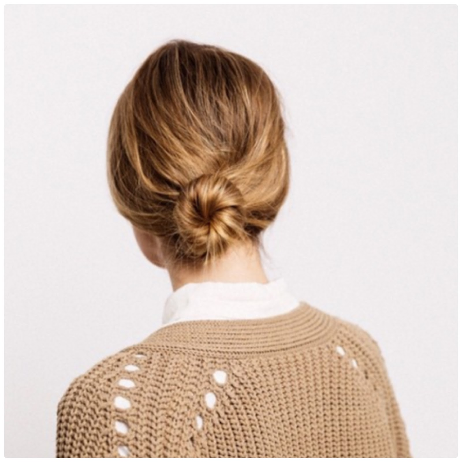 Weekend Favorites : The Chignon / Hansel from Basel @nicholashaggard