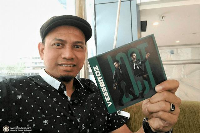 Vessbroz, Lost Album, Khir Khalid, Blogger Malaysia, Sony Music Malaysia,