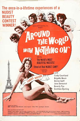 Жажда Солнца / Lust for the Sun / Around the World with Nothing On. 1961.