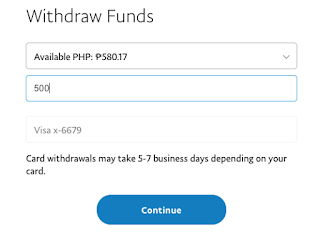 Paypal Coins ph, virtual wallet