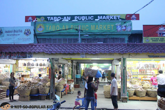 Tabo-an Public Market in Cebu