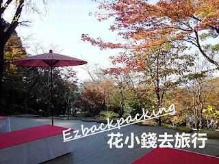 竈門神社賞楓