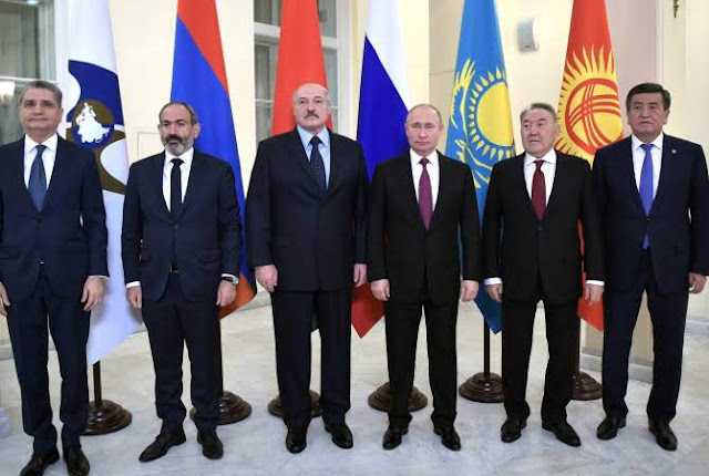 Sin Armenia aprueban a Stanislav Zas como secretario de la OTSC