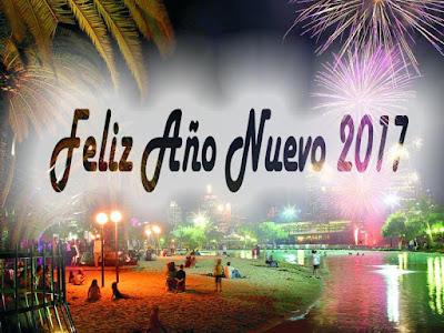 Feliz Año Nuevo 2017 HD Wallpapers Images Free