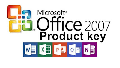 ms office 2007 activation key