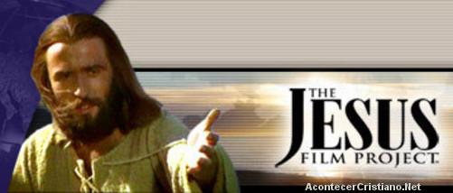 Evangelizan con la aplicación de la Película Jesús