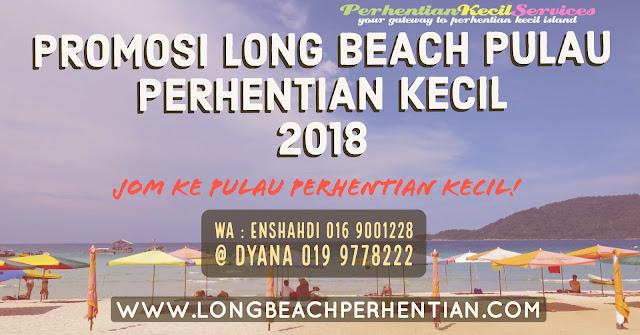 Pakej Pulau Perhentian Kecil , Pakej Pulau Perhentian Besar 2018 , Pakej pulau perhentian Terengganu 2018
