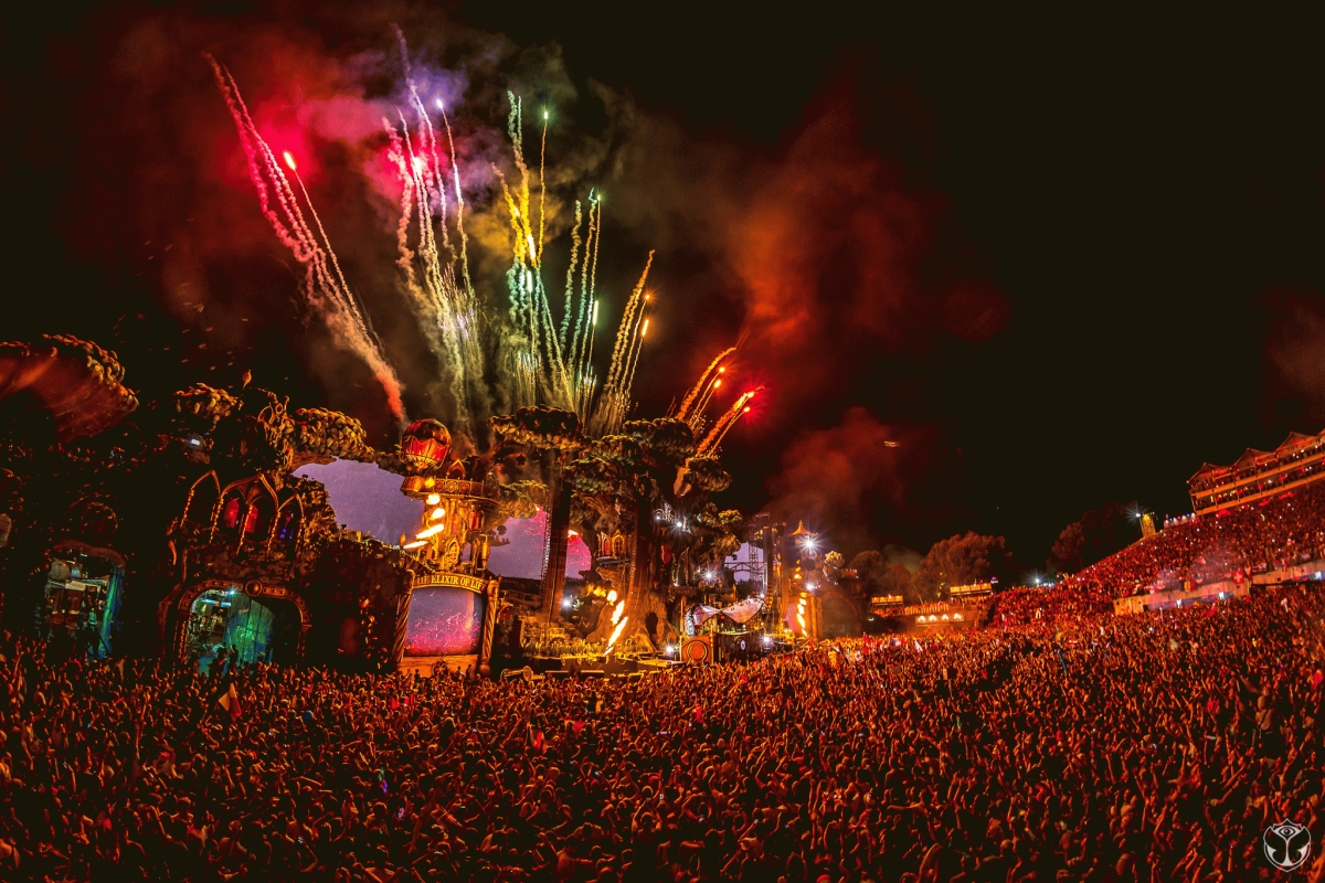 Tomorrowland 2017 Tickets