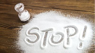 Eat a moderate amount of salt