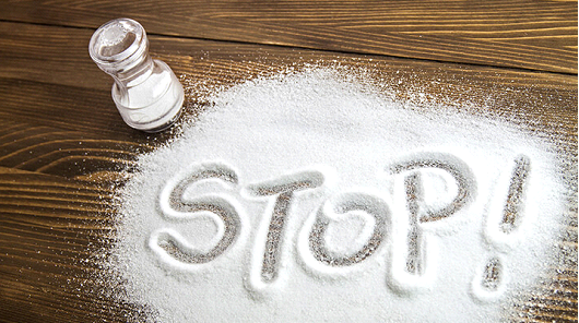 Eat a moderate amount of salt