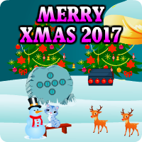 AvmGames - Merry Xmas Escape 2017