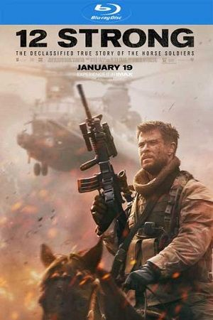 12 Strong 2018 BRRip BluRay 720p 1080p