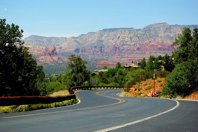 Sedona - Welcome to Red Rock Country.