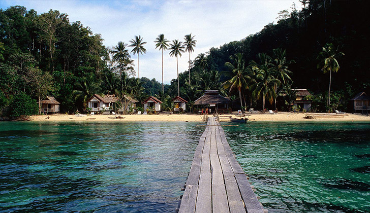 Togian Island Hidden Paradise
