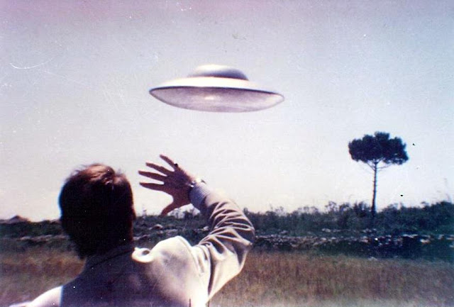 Un joven presenció un OVNI en Morelia