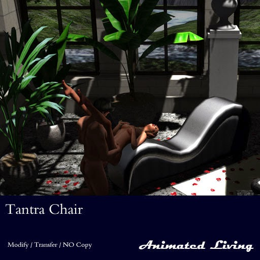 Tantric chair