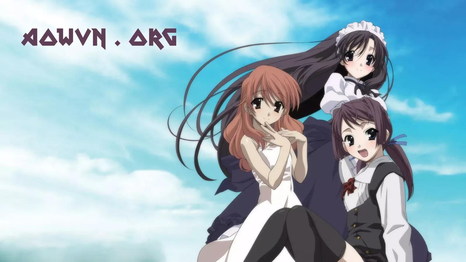 AowVN.org m%2B%25285%2529 - [ Anime 3gp Mp4 ] School Days BD | Vietsub