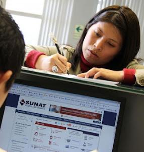 SUNAT: Más de 27 mil contribuyentes se benefician con «Declaración Cero» www.sunat.gob.pe