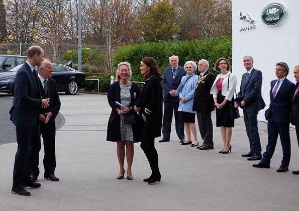 Prince William And Duchess Catherine S Visit To Birmingham