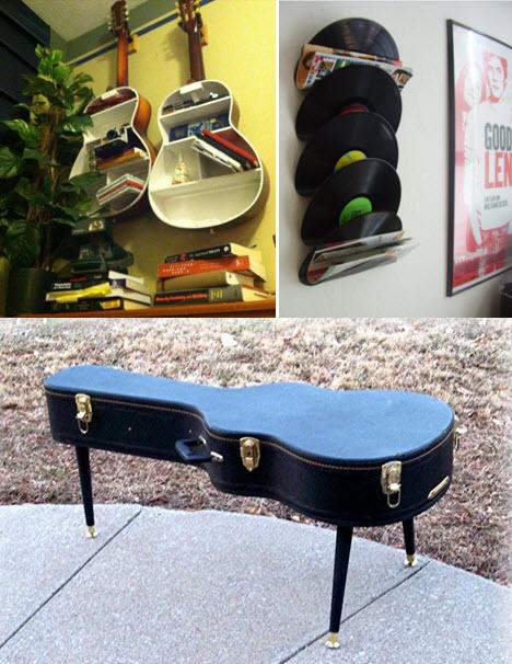 photo instruments de musique recyclés 3