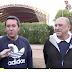 MARTINEZ Y FRONTINI CON TENISAY: EMBLEMAS DEL VERDE