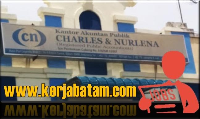 Logo Kantor Akuntan Publik Charles & Nurlena