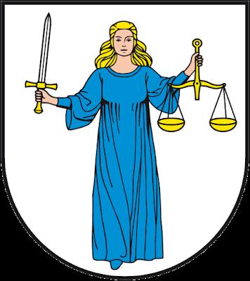 Sainte Justine  Wappen_Rogaetz