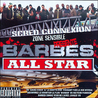Scred Connexion - Barbes All Star (2010) WAV