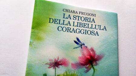 Copertina: La storia della libellula coraggiosa