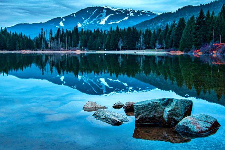 Kanada 2.9 milyondan fazla göle ev sahipliği yapmaktadır ve dünyadaki temiz suyun yüzde 20'si oradadır.